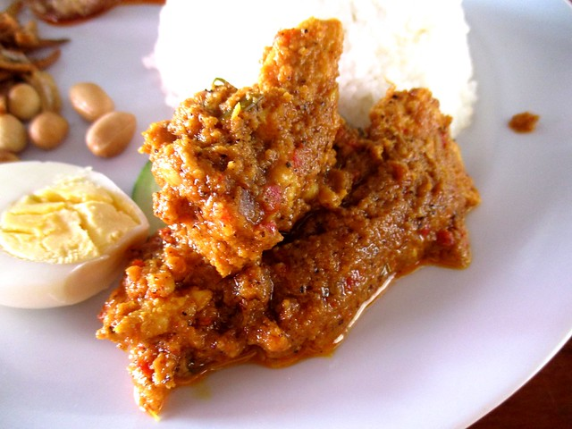 Sarah Islamic Corner chicken rendang