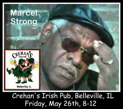 Marcel Strong 5-26-17