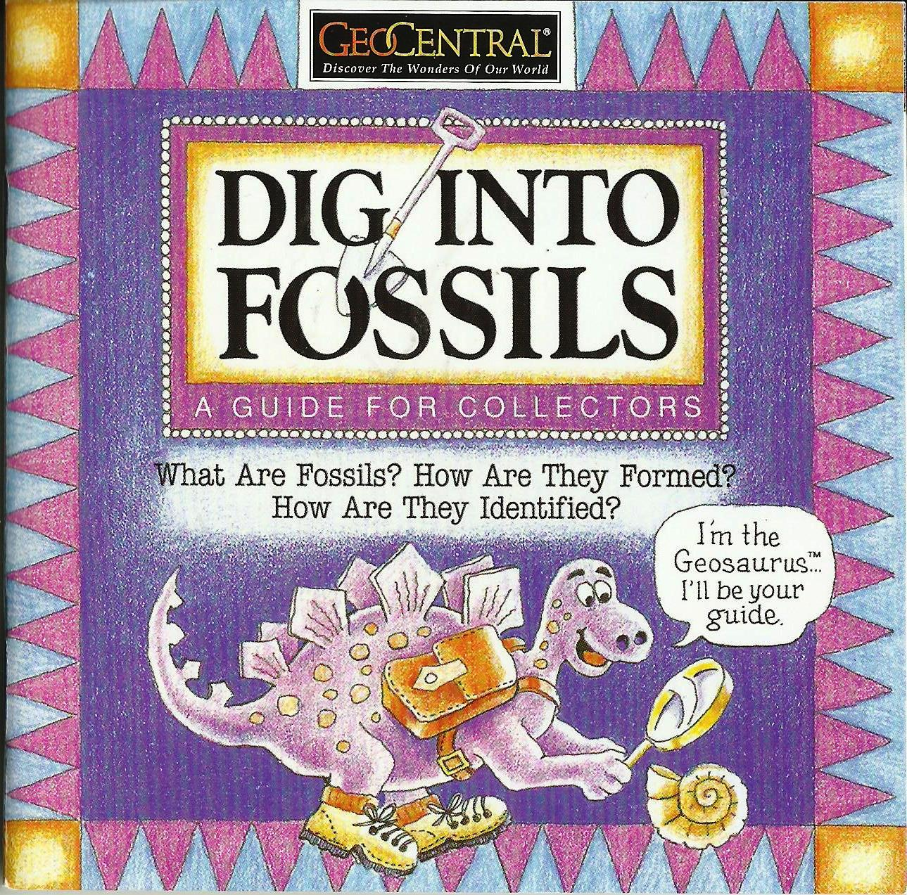 Dig Into Fossils