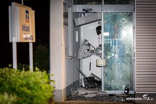 Geldautomatensprenung Breckenheim 17.05.17