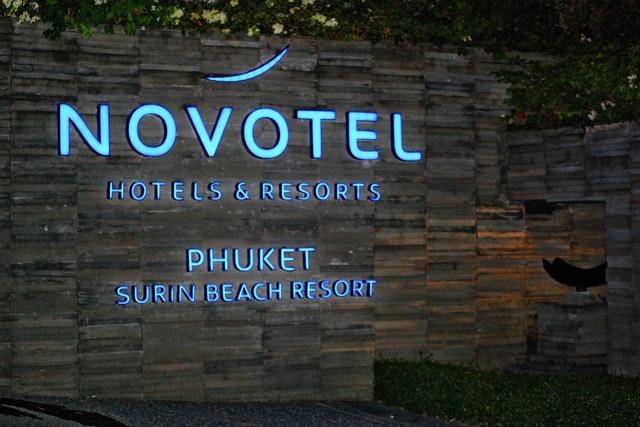Novotel Surin Beach Phuket 1