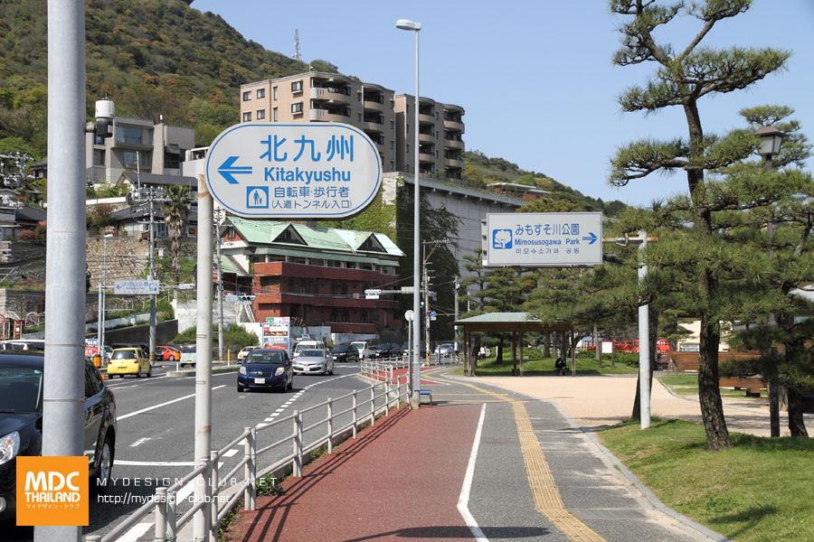 Kanmon Pedestrian Tunnel_07