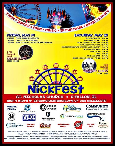 Nickfest 5-19, 5-20-17