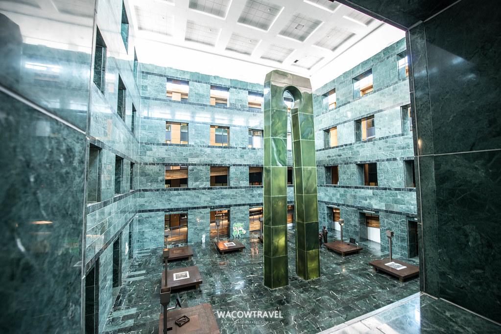 台東史前博物館-中庭議題區