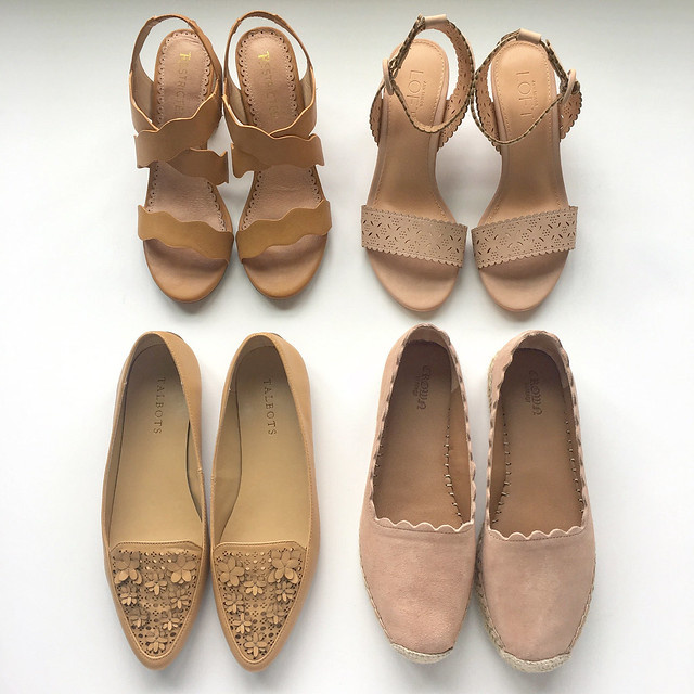 Neutral Spring Shoes
