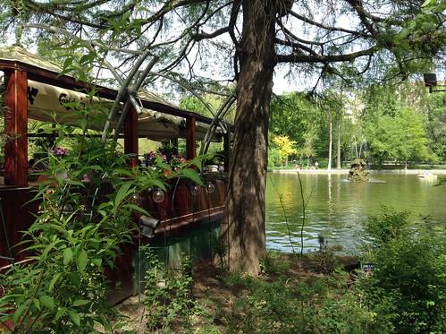 Parcul Cișmigiu, Bucharest, Romania