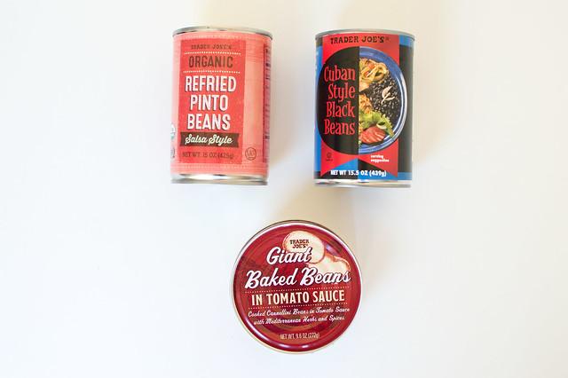 Trader Joe's Beans