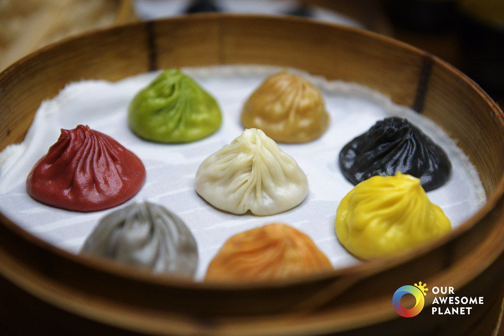 PARADISE DYNASTY Philippines: Beyond the Signature 8-Flavored Xiao Long Bao @SMaisonConrad