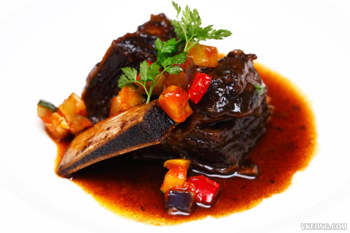Villa Danieli Italian Prosecco Brunch Beef Short Ribs