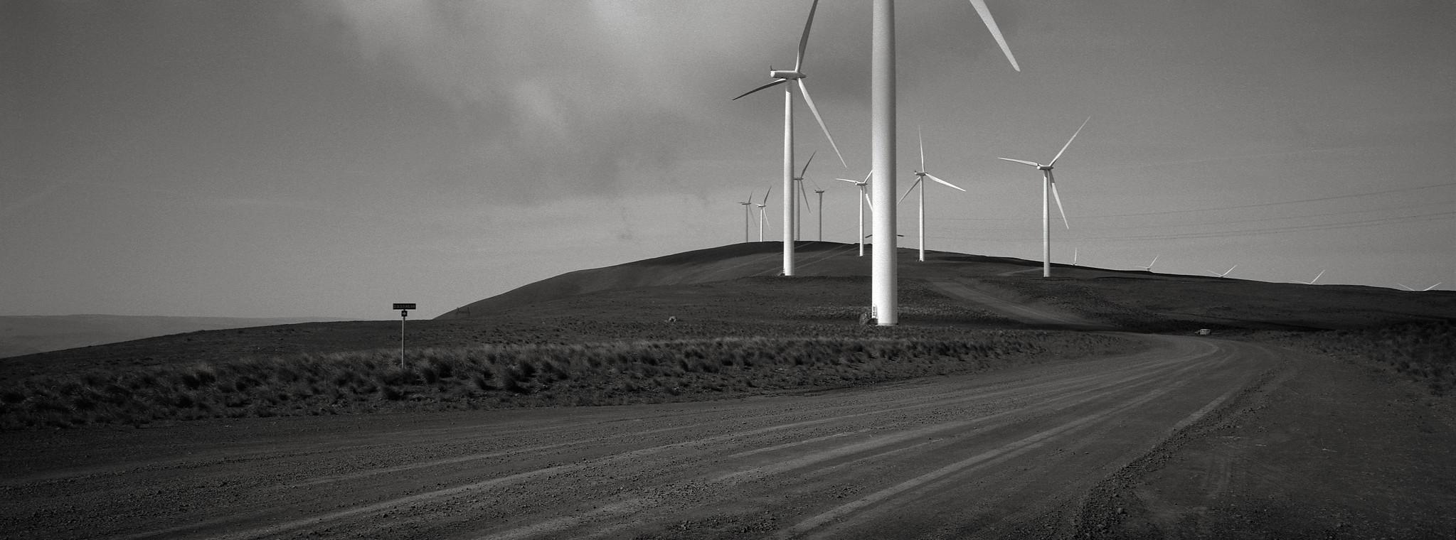Wind Turbines, Washington   by austin granger