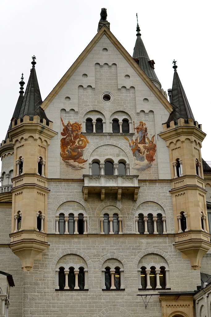 neuschwansteinin linna Hyvinkaa