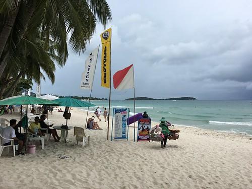 今日のサムイ島 5月10日 チャウエンビーチ