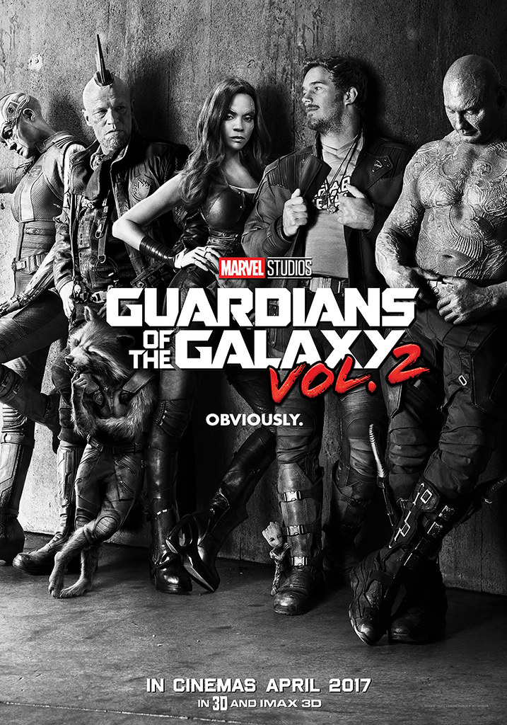 Guardian Of The Galaxy Vol 2 - Teaser Poster
