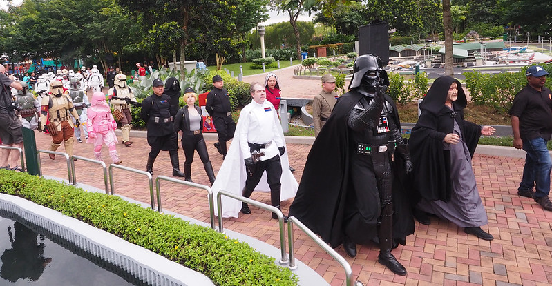 LEGOLAND Malaysia Celebrates 40 Years of Star Wars