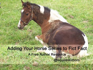 Adding Your Horse Series to Fict Fact - a How-to Guide
