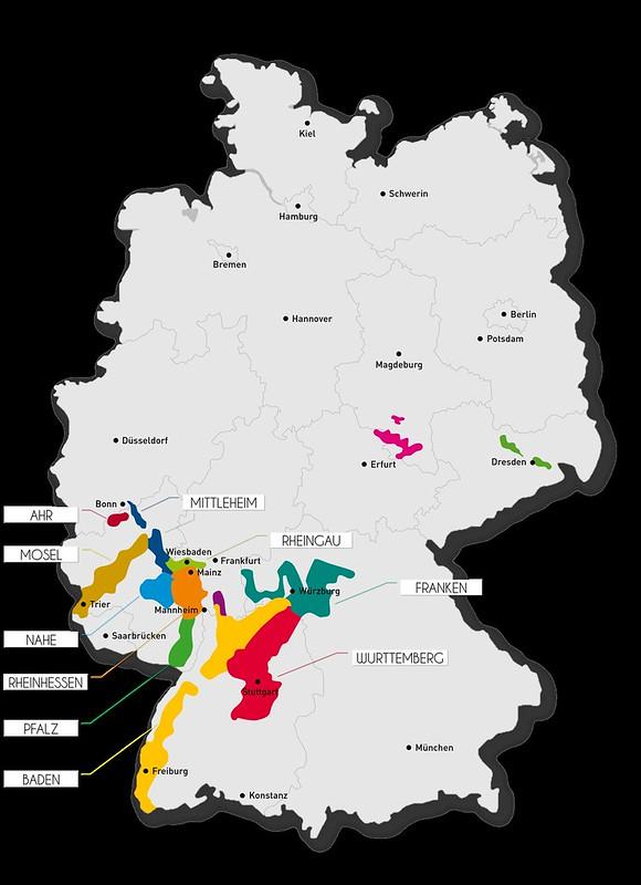 Ahr Joki Ja Rotweinwanderweg Saksan Tuntematon Viinitie Tama Matka
