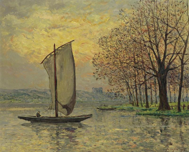 Maxime Maufra - Les bords de la Loire