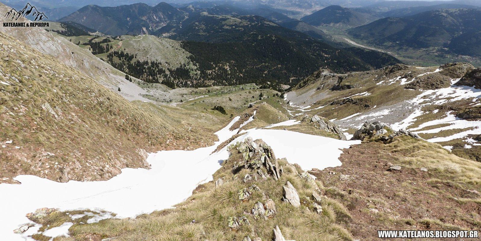 χελιδονα βουνο χιονουρες βορεια πλευρα