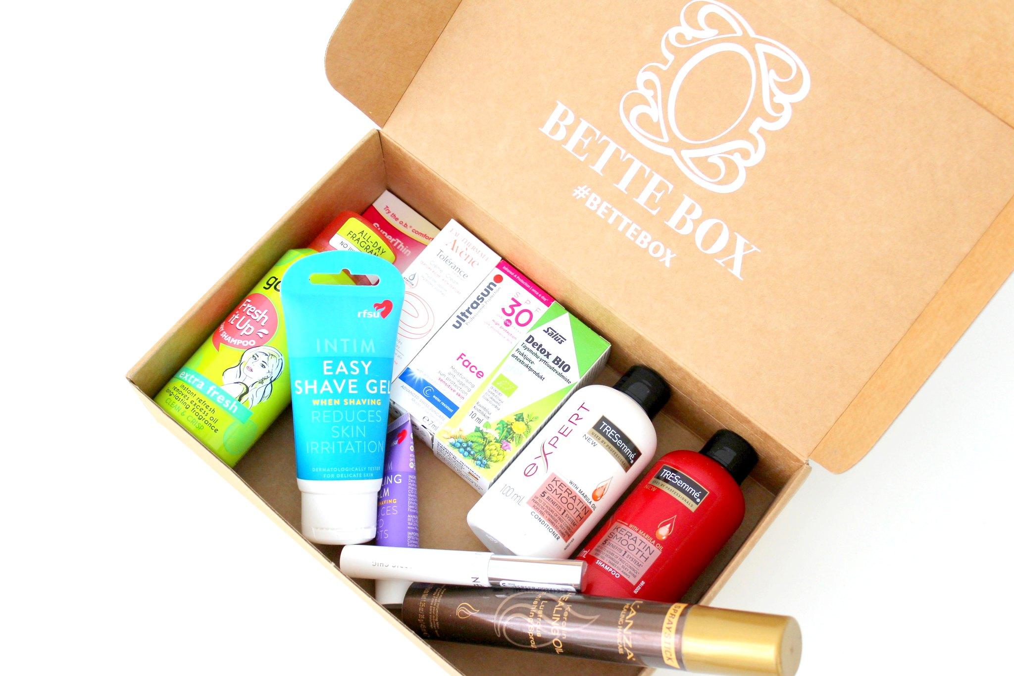 Bettebox blogi