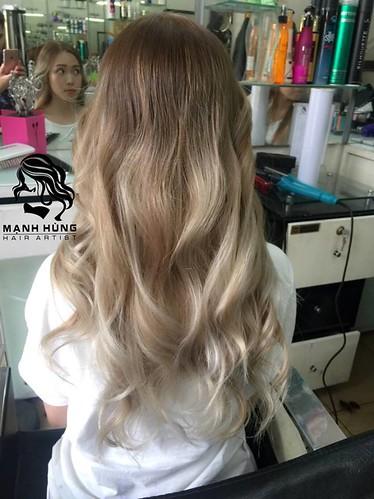 nhuộm tóc đẹp hải phòng 14