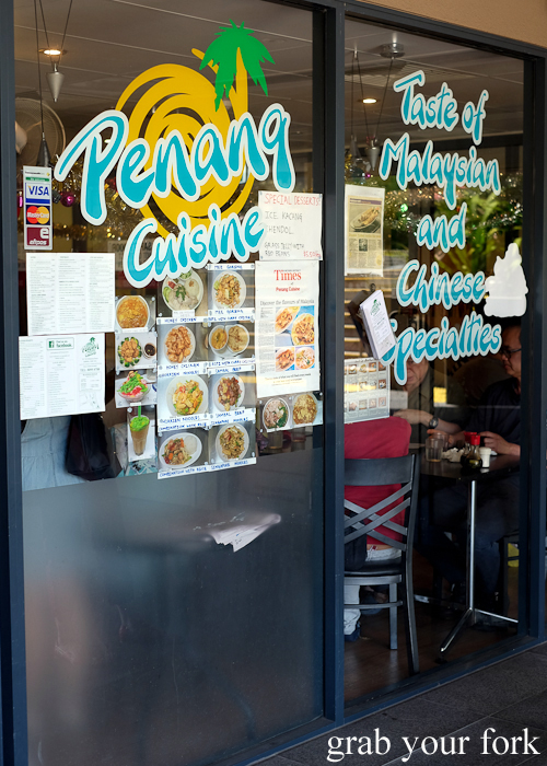 Penang Cuisine Malaysian restaurant in Epping Sydney