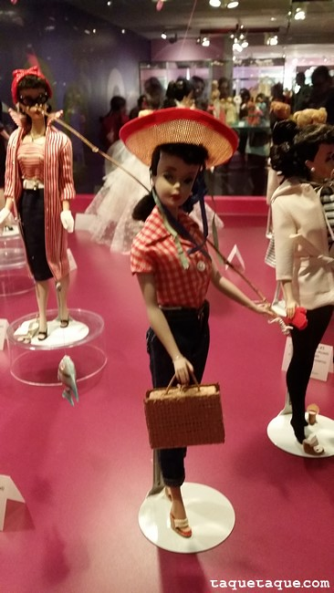 Barbies de 1960s (Barbie Pescadora)