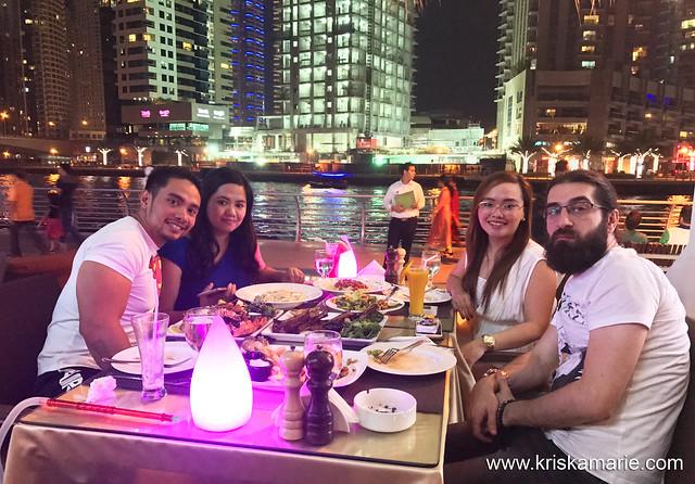 L'Amoroso, Dubai Marina