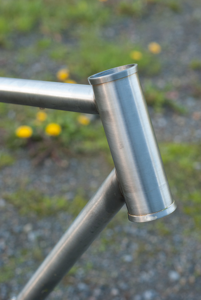 Deepest Gravy | Beer can head tube | Cobra Frames | Flickr