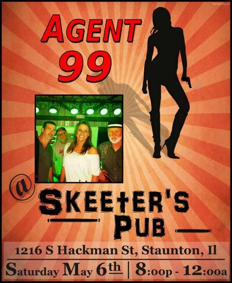 Agent 99 5-6-17
