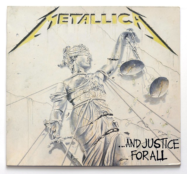 A0293 Metallica And Justice for All