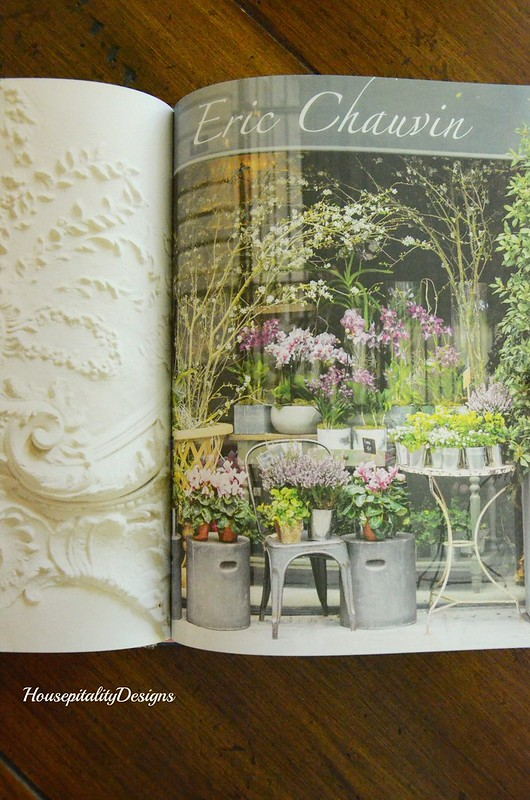 Paris in Bloom Book-Housepitality Designs