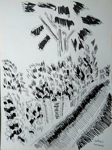 55. sketchcrawl, Karrantza