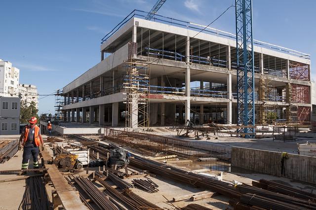 Construcción Nueva Sede Montevideo (mayo 2017)