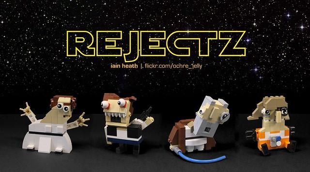 REJECTZ Series 3 - Star Wars (A New Hope)