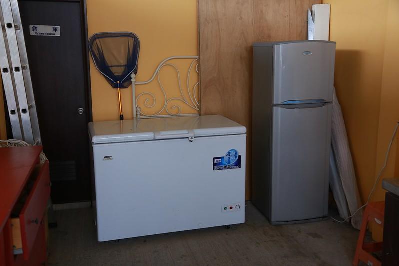 冰箱和冰櫃