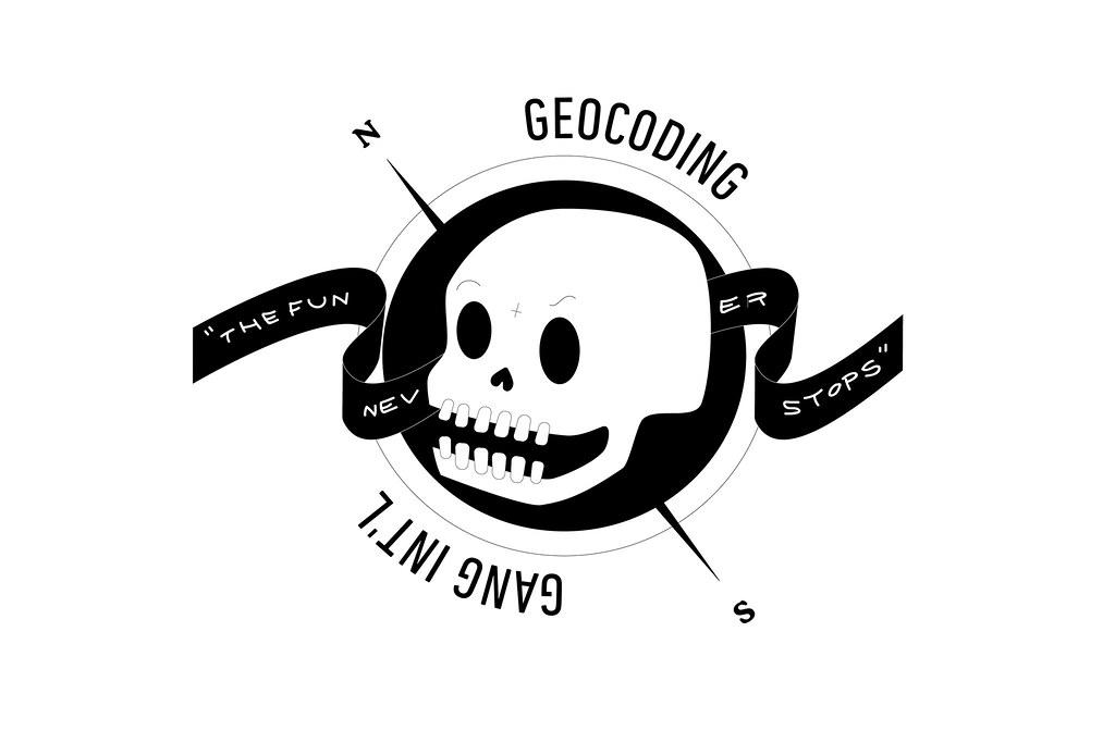 Geocoding Gang Logo