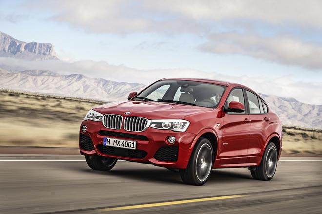 [新聞照片一] BWM總代理汎德即日起推出限量100部BMW X4 xDrive20i M Sport,並升級標準配備M款跑車化套件