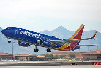 Southwest B737-800 (Southwest)