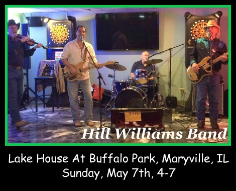 Hill Williams Band 5-7-17