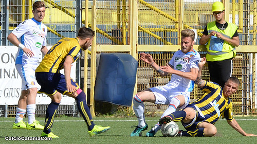 Juve Stabia-Catania 0-0: le pagelle rossazzurre