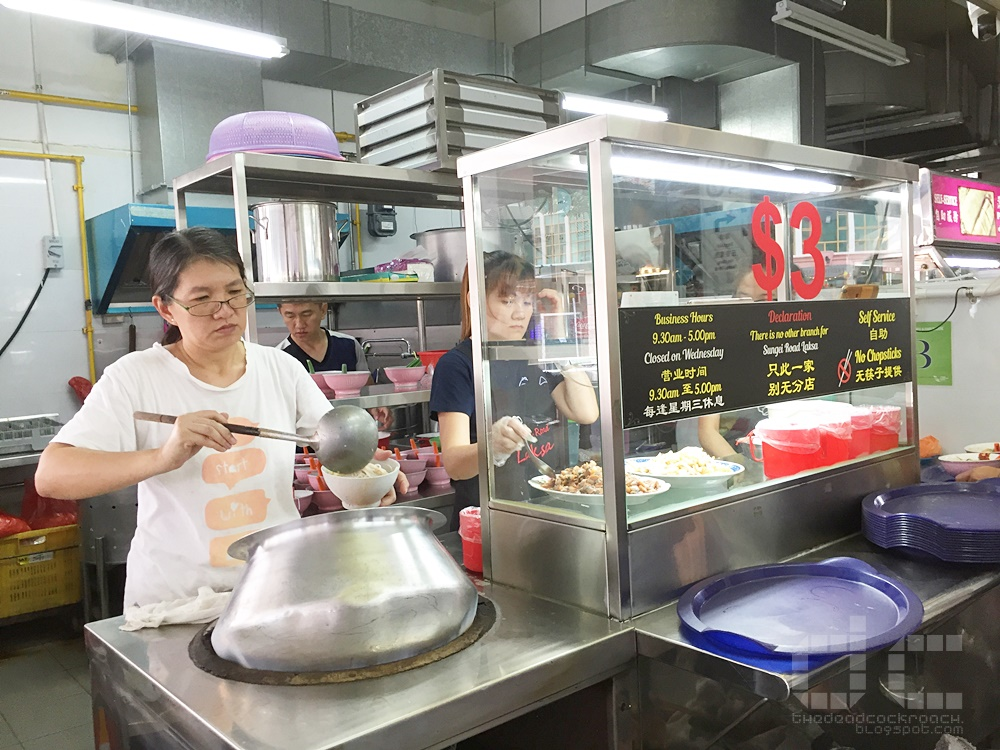 food, food review, jalan berseh, laksa, review, singapore, sungei road laksa, 叻沙, 结霜桥叻沙, 结霜桥