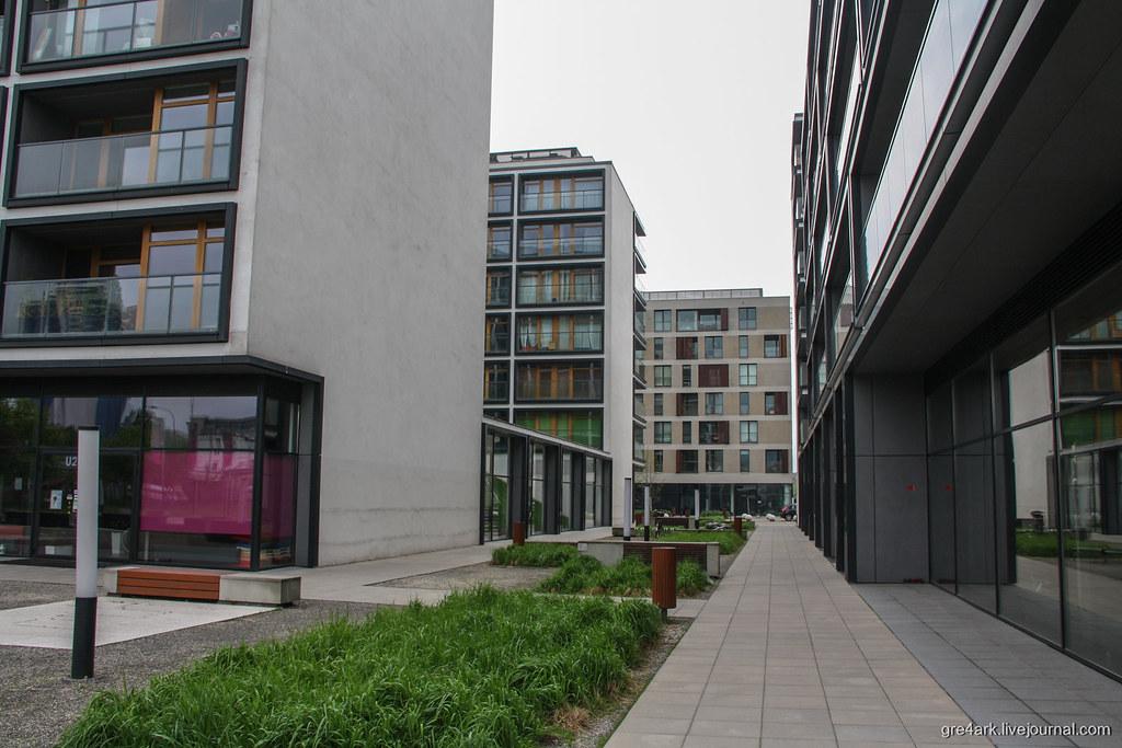 Жилые комплексы в европе объявления праги