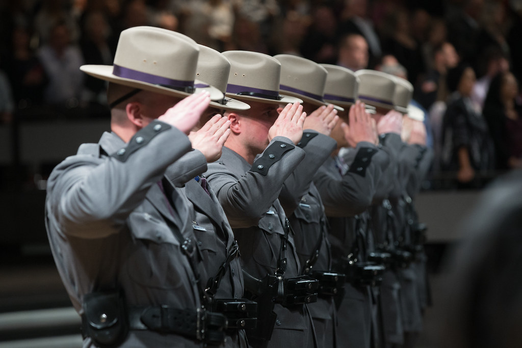 Governor Cuomo Announces 205th Session Graduation from the State Police Basic School