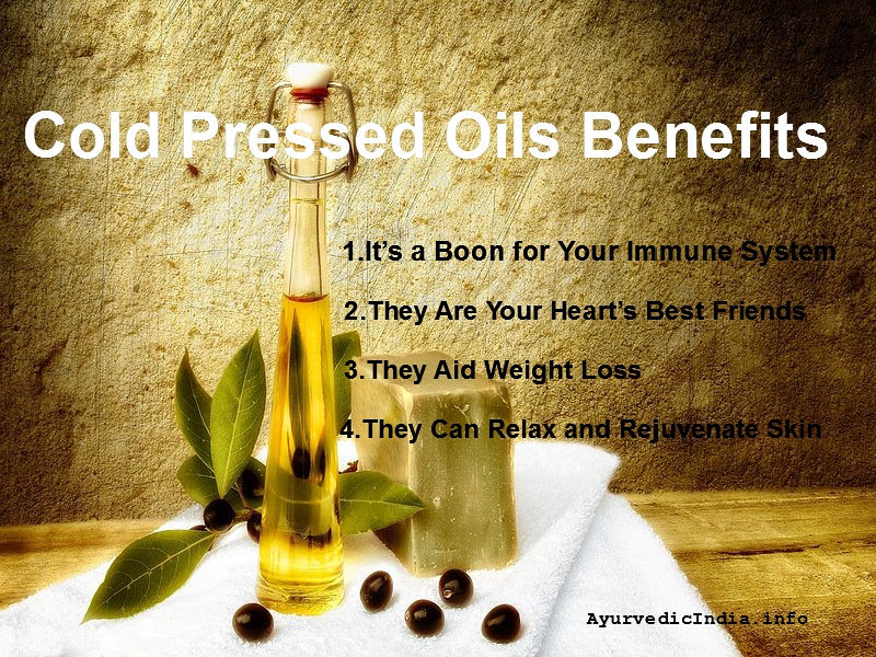 Cold Pressed Oils Are Ayurveda's Best-Kept Secret & Need to Be in Your Kitchen