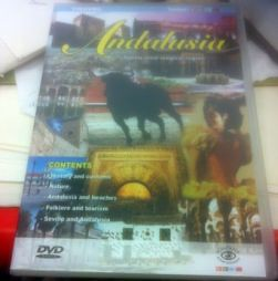 DVD om Andalusien