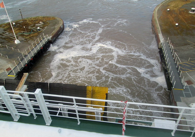 Hull sea lock 1