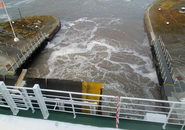 Hull sea lock 1