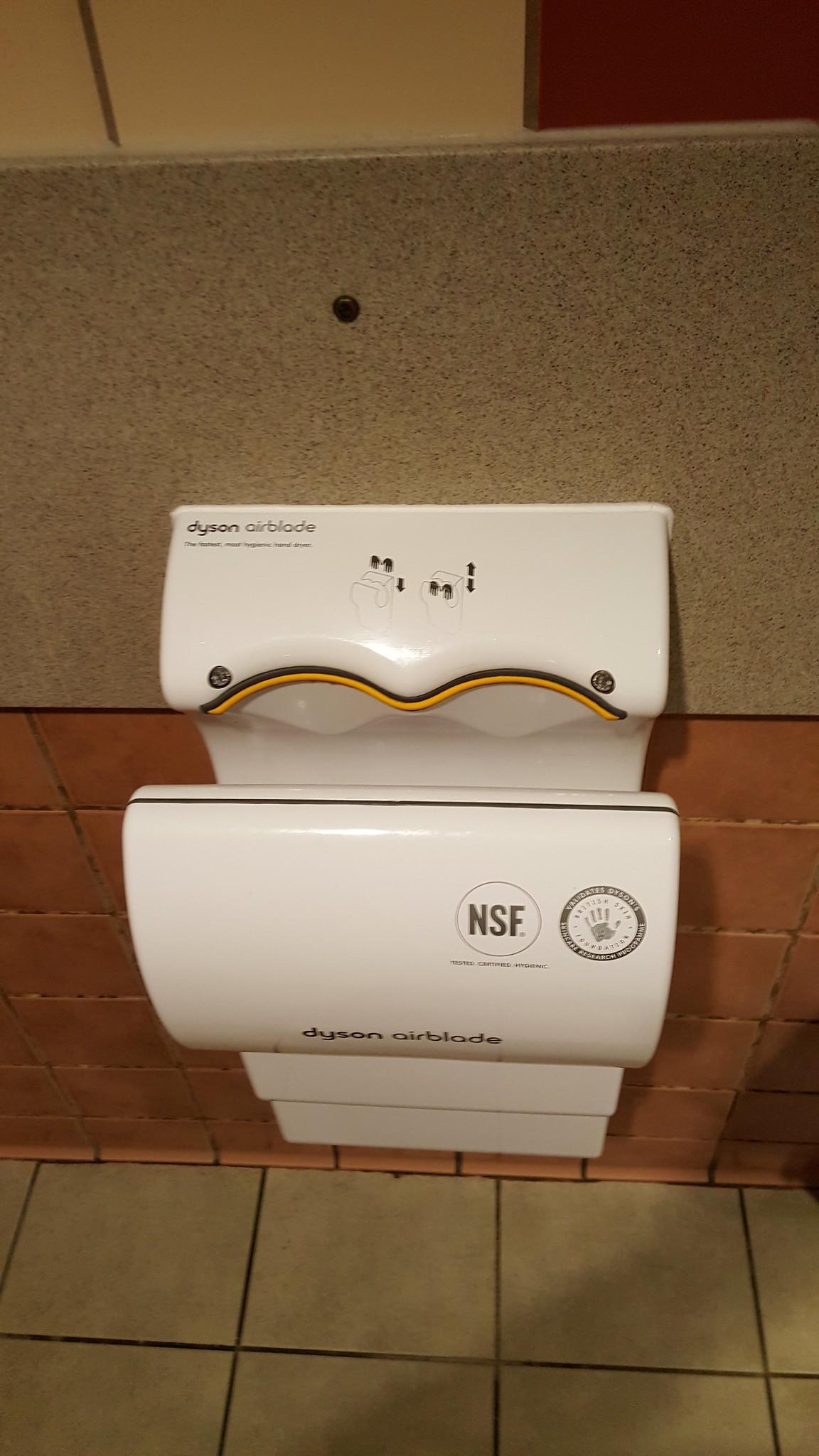 New urinal