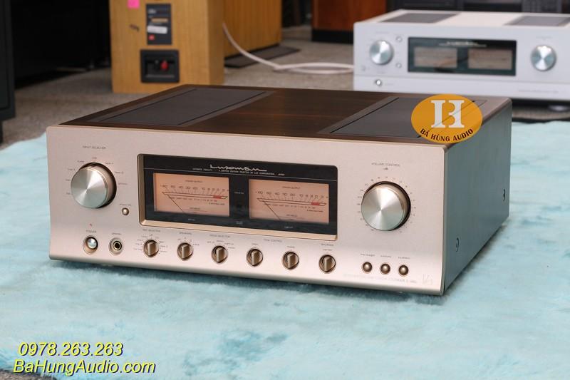 Giá bán Amply Luxman L505S