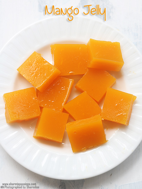 Mango Jelly Recipe How To Make Mango Jelly Recipe